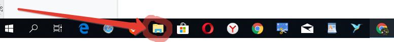 Как создать ярлык на рабочем столе в windows 10