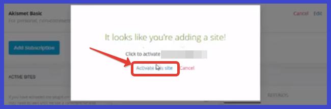 Плагин akismet anti spam